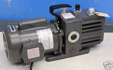 Leybold Fisher Scientific Maxima D2A Rotary Vane Dual Stage Vacuum Pump