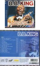 "B.B. KING ""Every day I have the blues"" (CD) 2003 -NEW-"