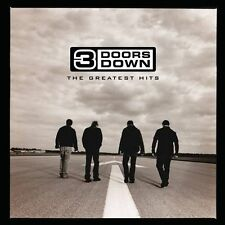 NEW! 3 Doors Down - The Greatest Hits (CD) • Best of, Three, Here Without You
