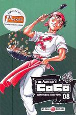 FULL AHEAD ! COCO tome 8 Hideyuki MANGA shonen