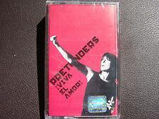 The Pretenders - Viva el Amor AUDIO CASSETTE TAPE New, Sealed, BG edition Rare