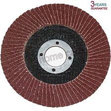 Am-tech 115mm Pro Abrasive Flap Disc 80 Grit