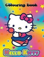 Hello Kitty Hello Kitty Colouring Book Great for Kids Aged 3+  by Carney S J