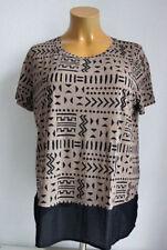 Damenblusen, - tops & -shirts aus Viskose in Übergröße in Größe 50