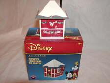 Lionel 6-82908 Mickey's Christmas Railroad Shanty Accessory O 027 2016 MIB New
