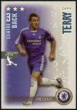 John Terry Chelsea FC Shoot Out 2006-7 Magic Box Silver Football Card (C1281)