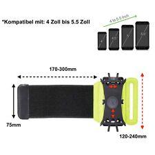 HTC Desire 310 Sport Arm Band Fitness - Handy Hülle Case - SPO-3 Grün