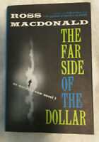 THE FAR SIDE OF THE DOLLAR - ROSS MACDONALD - LEW ARCHER MYSTERY - 1965 HB