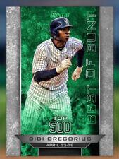 *DIGITAL CARD* Topps Bunt Best of Bunt Didi Gregorius Yankees 2X boost 500 cc