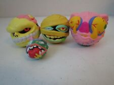 Vintage MadBall Mad Ball Lot of 4 Just Play