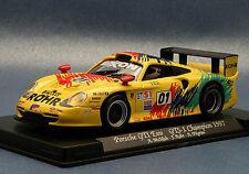 FLY Ref. GB74  Porsche 911 GT1 - GTS1 Champion 1997 1/32 NUEVO NEW