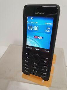 NOKIA 301 HD VOICE SMART CAMERA  cellulare telefono GSM 3.5G