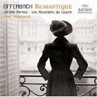 "M. MINKOWSKI ""OFFENBACH ROMANTIQUE"" CD NEU"