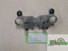 2009 Suzuki GS 500 -Free USA Shipping-upper triple tree top clamp