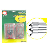 For Zimmerit Coat Modelling Tool 5PCS Pack 09916 Tool Trumpeter Master Tools