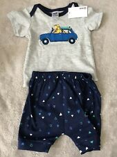 TARGET Grey/blue Pj pyjamas shorts Set *BNWT* Size 0. 10 Items =$5 Post