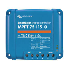 Victron Smartsolar MPPT 75/15 15A 12V 24V Solar Laderegler Bluetooth integriert