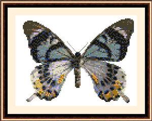 Butterfly 8504, Cross Stitch Kit