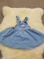 Oshkosh Vintage Dress Sz 2t In Good Condition!