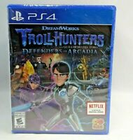 Dream Works Trollhunters Defenders of Arcadia for PlayStation 4 PS4