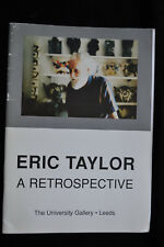 ERIC TAYLOR RETROSPECTIVE EXHIBITION CATALOGUE LEEDS  1994