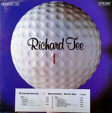 RICHARD TEE - STROKIN' - COLUMBIA / TAPPAN ZEE - WHITE LABEL PRO + TIMING STRIP