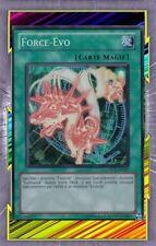Force-Evo ORCS-FR057 Magie=>Evoltile Invocation SP Evolsaure x1 Depuis Deck