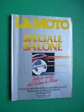 LA MOTO Dicembre 1985 Vespa 50 Rally Faraoni Benelli 125 Ducati 750 Montesa Cota