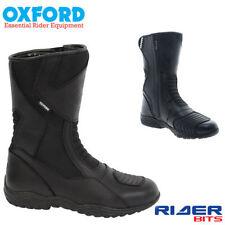 Oxford Waterproof Motorcycle Boots