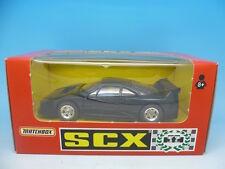 SCX Ferrari F-40 Ref 83450G.20 Black