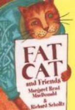 Fat Cat And Friends Margaret Read MacDonald AUDIO BOOK CD song dance drama story