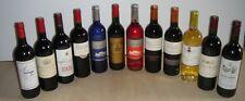 LOT DE VIN BORDEAUX 72 BOUTEILLES ! A SAISIR ! **** 6 cartons de 12 bouteilles