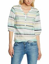 Striped Plus Size DASH Tops & Shirts for Women
