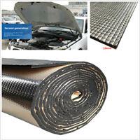 10mm 1*1.4m Car Engine Heat Mat Sound-Absorbing Pad Shield Noise Insulation Hood