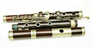 Antique English Flute / for restoration