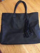 Chicos Oversize Black Bag