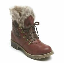 Verna Bootie by Muk Luks Boots NEW Size 6M