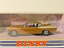 "Matchbox ""The Dinky Collection"" 1958 STUDEBAKER GOLDEN HALK - DY 026/B - 1993"