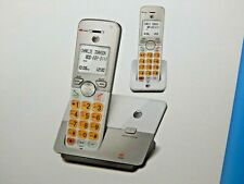 At&T - 2 Handset Phone System - Caller Id - Call Waiting - Large Display