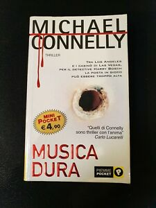 """Libro """"MUSICA DURA"""" Michael Connelly"""