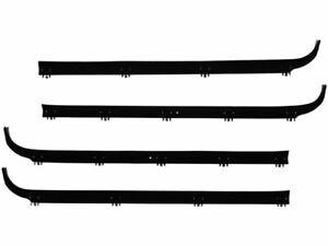 For 1987-1997 Ford F150 Door Window Belt Weatherstrip 13547ZF 1995 1988 1989