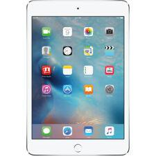 Apple iPad mini 4 128GB, WLAN (Non DE Versions), 20,07 cm, (7,9 Zoll) - Silber