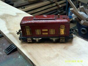 Lionel #248 Electric locomotive