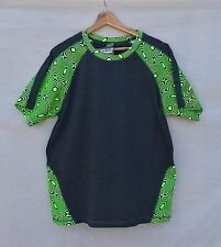 Space Tribe Liquid Lime T Shirt -Size XL