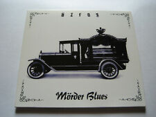 CD - Bloodsucking Zombies From Outer Space - Mörder Blues - EP