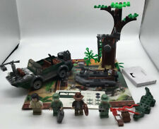 Lego Indiana Jones River Chase Set 7625 From 2008