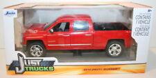 Jada 1/24 Scale 97002 - 2014 Chevy Silverado - Red
