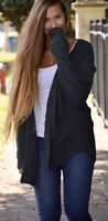 All About This Cardigan - Charcoal