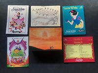 1993 SKYBOX DISNEY SNOW WHITE SEVEN DWARFS COMPLETE (90) CARD SET THEATRICAL+