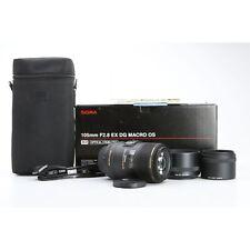 Nikon Sigma EX 2,8/105 DG Makro OS + TOP (230590)